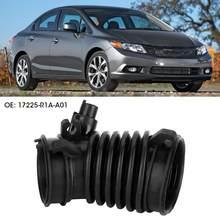 Воздухозаборник газовый топливный автомобильный резиновый шланг 17225-R1A-A01 Замена Подходит для Honda Civic 2012 2013 2014 2015 автомобиль