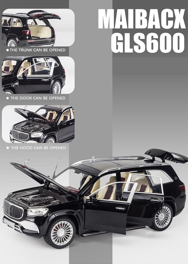para crianças, mercedes-benz gls 600