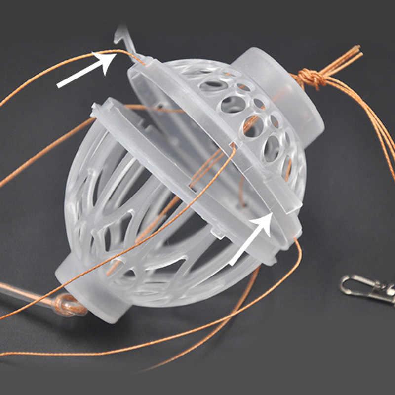 Anzol gancho para explosão, anzol e anzóis, acessórios para pesca de carpa, 1 peça