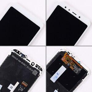 Image 5 - 5.99 Inch Lcd scherm Voor Xiao Mi Mi A2/6X Display Touch Screen Digitizer Vergadering Frame Voor Xiao Mi mi 6X Lcd 2160*1080