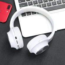 Headset Bluetooth Wireless Low Stereo Sound Sports Gaming Esports Foldable