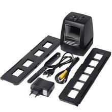 Мини сканер для фотопленки 5 Мп 35 мм 135