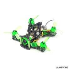 Happymodel mantis85 85mm fpv corrida zangão puro carbono quadcopter quadro kit supers_f4 6a blheli_s 5.8g 25mw 48ch 600tvl câmera