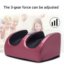All In One Multifunction Heat Funcrtion Massager Foot Massage Warning Feeling  Hot Compress Machine Leg Massager Leg Machine hanriver 2018 220 v heating old leg massager crus hot compress foot massager automatic air wave pressure therapy