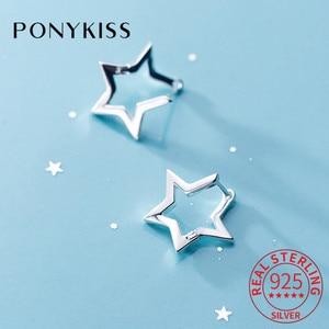 PONYKISS Trendy 100% 925 Sterl