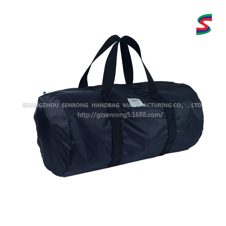 Ultra-Light Waterproof Customizable Sports Yoga Bag Hand Folding Bags Gym Net Pocket Multi-Seperated Camouflage