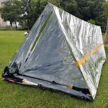 Blanket Survival Outdoor Waterproof SHELTER Thermal-Tent Foil Climbing-Insulation Camping