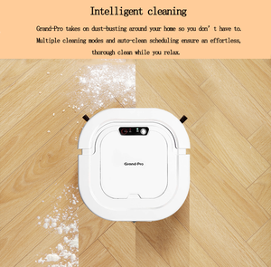 Image 3 - Grand Pro A1 Intelligent Vacuum Cleaners Home Appliance Automatic Sweeping Robot Pet Hair Floor Care, Robot Vacuum Cleaner