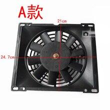 Вентилятор вентилятор охлаждения АТВ специально используется для охлаждения емкости для воды охлаждения масла радиатор мотоцикла