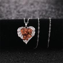 Модное и популярное ожерелье с капающим маслом для собак привлекательное