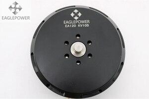 Image 2 - 1 adet EA120 fırçasız motor tarım drone motoru KV105 KV85 kartal güç T12 30KG itme desteği 38 40 inç kürek 200A ESC