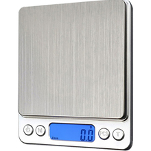 LCD Pocket-Case Weight-Balance-Scale Jewelry Postal Kitchen Electronic Mini Portable