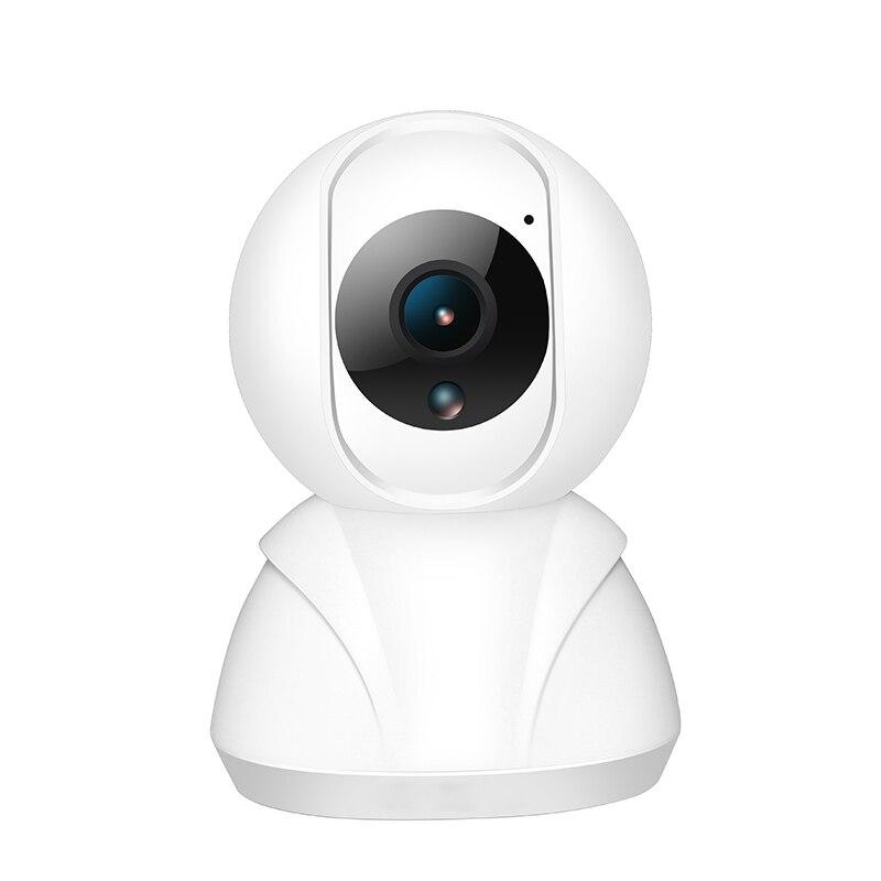 Casa Inteligente sem fio WI-FI Monitor Do Bebê Da Câmera IP de Segurança CCTV P2P Assistir Cam H.264 HD 1080P Vídeo de Movimento Remoto detecção