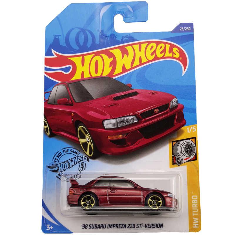 /'98 subaru impreza 22b sti-version Hot Wheels 2020 23-nuevo en caja original