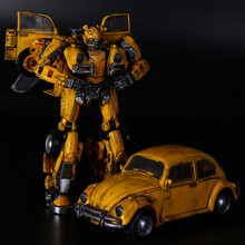 BMB NEW 21CM anime Transformation 5 movie toys Cool Alloy action figure G1 Robot Car model Deformation Toys Kids gift H6001-3