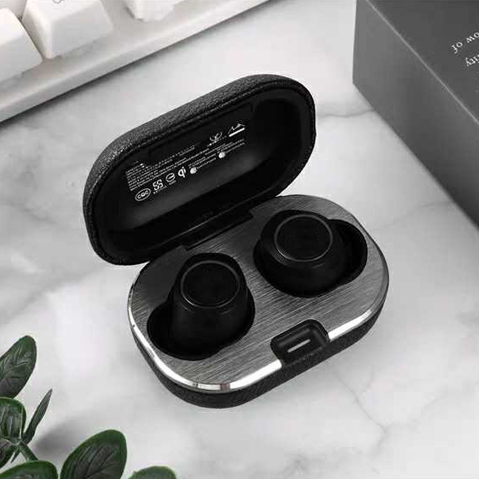 Wireless Earphone Storage Case Portable Charging Box For B&O Play Beoplay E8 2.0 Bluetooth Headphone Accessories