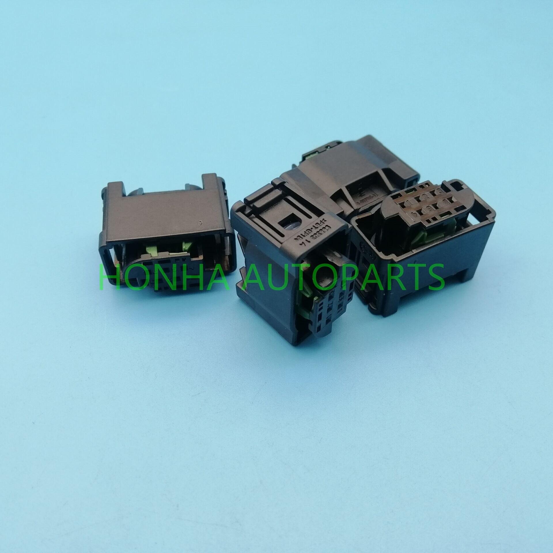 5 Pcs 6 Pins Ways For Tyco Accelerator Pedal Plug 968303-1 7M0 973 119 Throttle Valve Sensor Connector