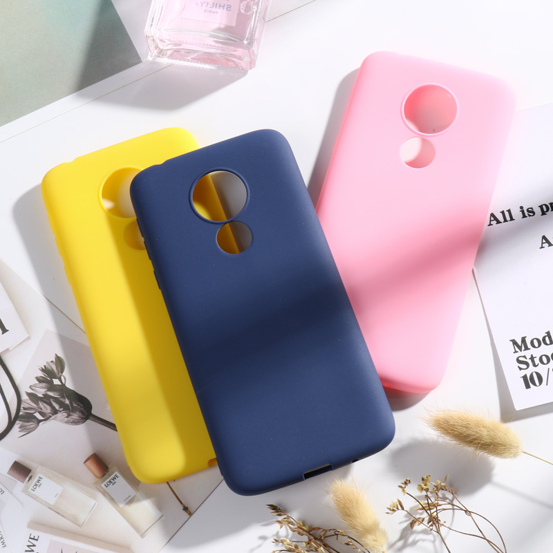 <font><b>3D</b></font> Candy Phone <font><b>Case</b></font> For Moto G7 Play Power Plus EU. E5 <font><b>Case</b></font> Silicone Soft TPU Cover <font><b>Cases</b></font> For <font><b>Oneplus</b></font> 7 Pro <font><b>6</b></font> 6T image