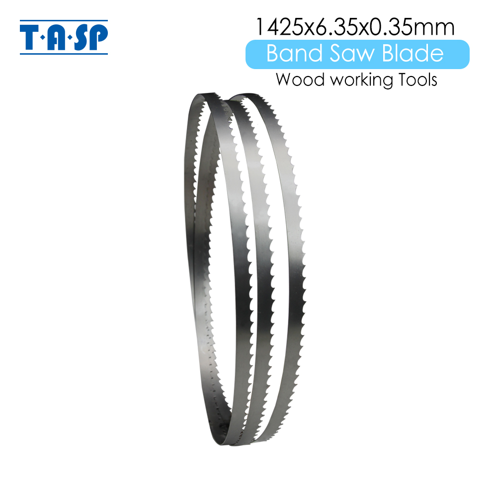 TASP 1 Piece Bandsaw Blade 1425x6.35x0.35mm Band Saw Blade