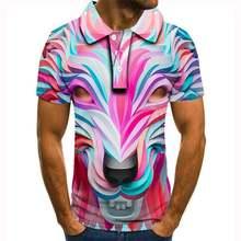 Прямая поставка новинка 2020 рубашка поло Мужская брендовая