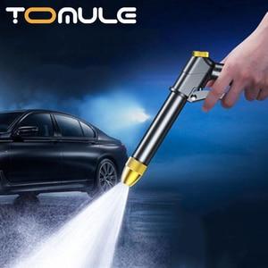 Image 1 - Automotive High Druck Reiniger Reiniger Schaum Wasser Pistole Garten Sprayer Auto Waschen Werkzeug Schlauch Düse Garten Bewässerung Sprinkler