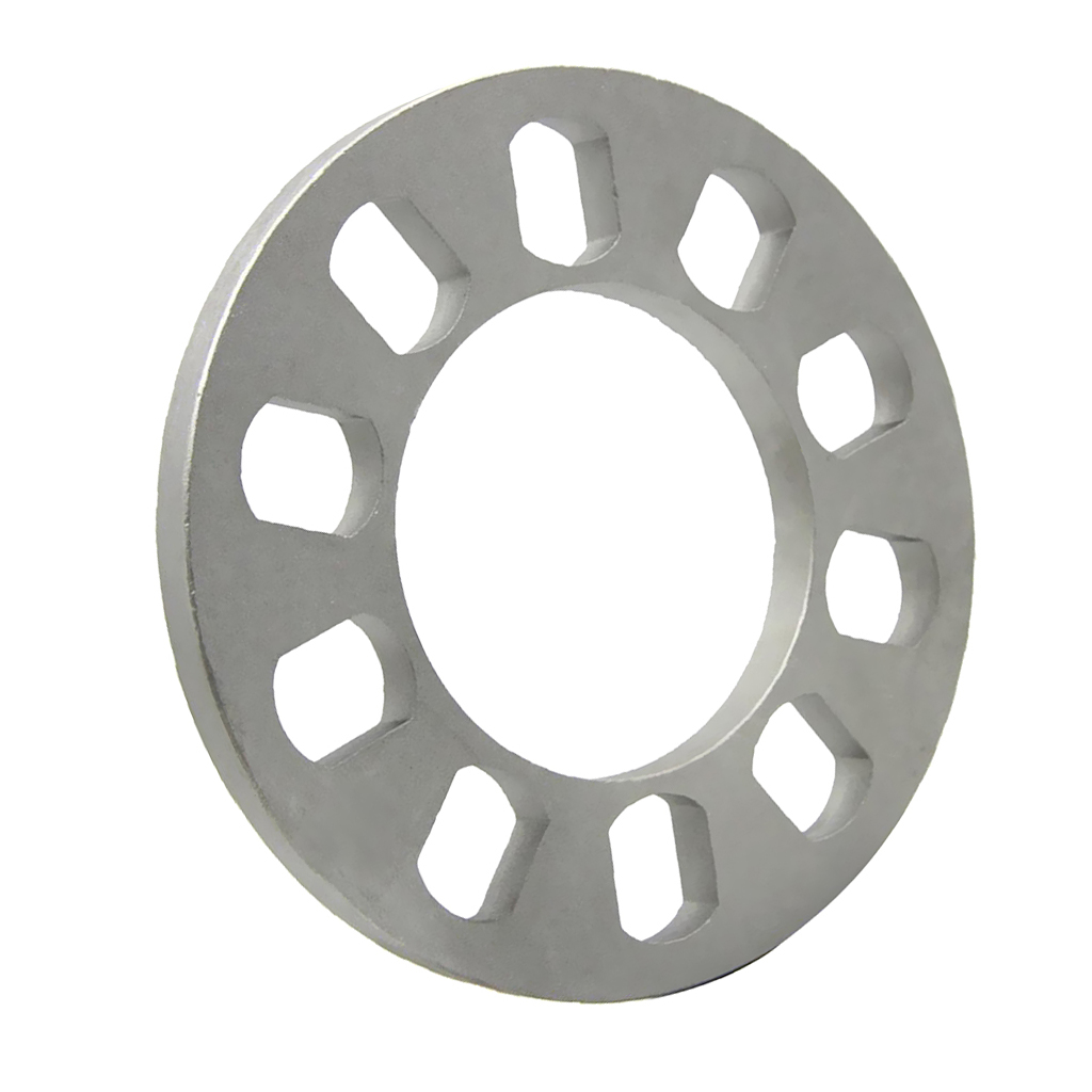5 Hole 1/2'' Car Aluminium <font><b>Wheel</b></font> <font><b>Spacer</b></font> 5 Lugs <font><b>5x114.3</b></font> 5x120 5x120.7 5x127 image