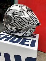 2019 new shoe I X14 RED BLACK WHITE Ant 93 motorcycle safe hat helmet full face road racing helmet free ship|Helmets| |  -