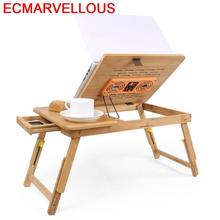 Dobravel Schreibtisch Stand Lap Escritorio Tafelkleed Bed Pliante Escrivaninha Mesa Laptop Adjustable Study Table Computer Desk