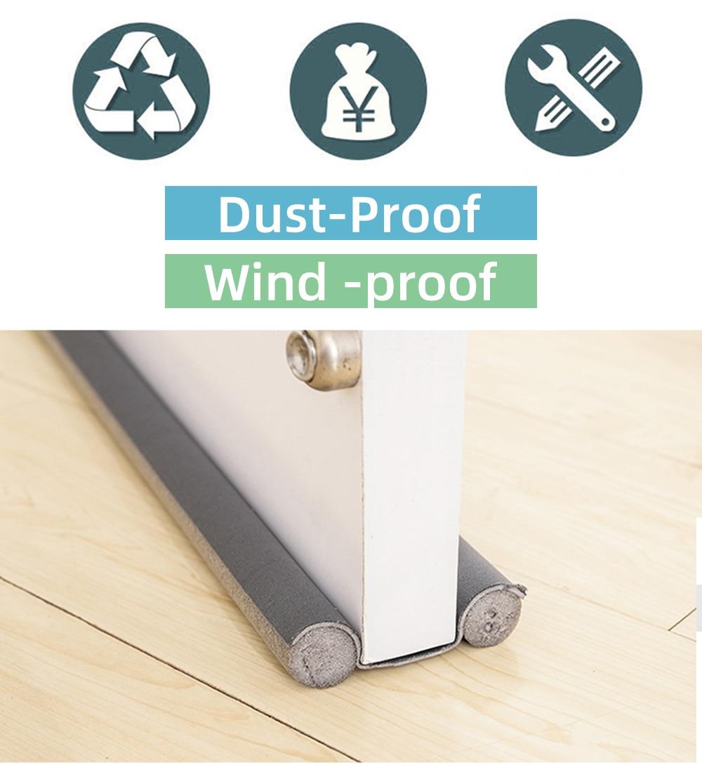 Door Gap Sealing Strip