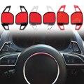 Автомобильный DSG рычаг переключения передач на руль, переключатель передач, удлинитель для Audi A3 A4 A5 Q3 Q5 TT S3 R8 A6, автомобильные аксессуары
