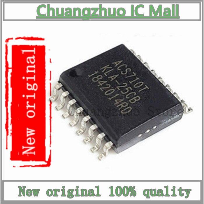 1PCS/lot New Original ACS710T ACS710TKLA-25CB-T SOP-16 ACS710KLATR-25CB  IC Chip