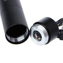 650nm 1mW 301 rojo bolígrafo con láser puntero láser Enfoque Ajustable haz Visible 28GE