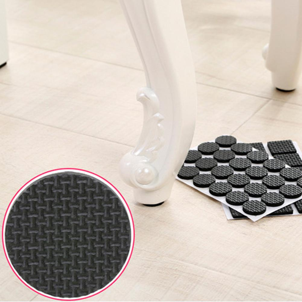 Foot Pad Table Foot Pad Table Corner Furniture Sofa Leg Mute Wear-resistant Anti-slip Stickers Protective Stool Foot Cover
