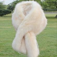 2020 フリーサイズブライダルラップ安いフェイクファー冬のウェディングコート株式高品質ジャケットすくめショールウェディングアクセサリー