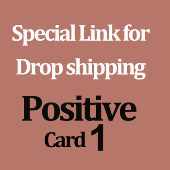 CSJA Special Link for Drop Shipping /Additional Pay on Your Order / Extra Fee / Price Difference for Order -Positive A010