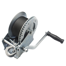 Winch-Trailer Windlass-Truck Hand-Manual 1600lb Portable Ribbon-Boat with 7-Meters Auto