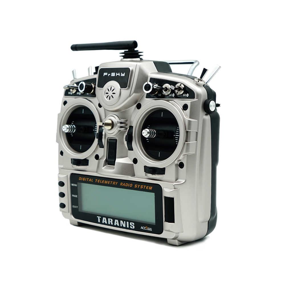طائرة بدون طيار أصلية Frsky Taranis X9D Plus 2019 جهاز إرسال 2.4 جيجاهرتز بجهاز تحكم عن بعد للسباقات بجهاز تحكم عن بُعد FPV متعددة الدوار