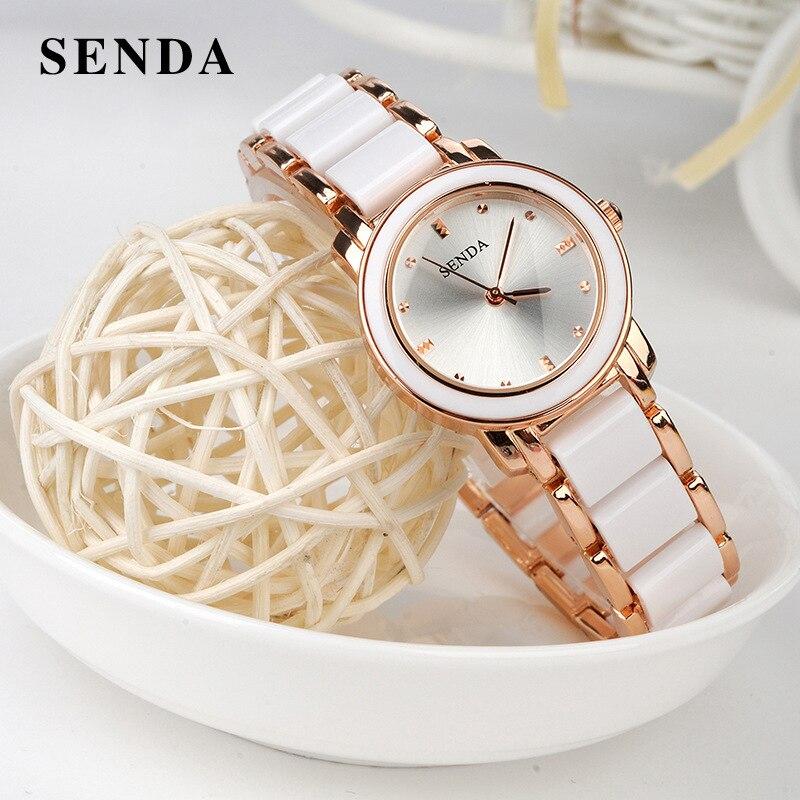 Mode femmes montres de luxe mouvement suisse Quartz Montre-bracelet femmes qualité décontracté dames Montre horloge Reloj Mujer Montre Femme