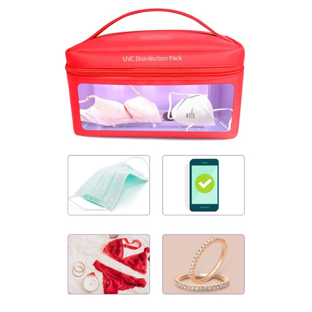 Disinfection Pack Bag