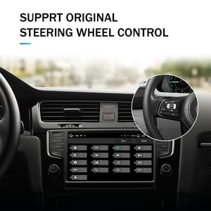 "Image 5 - 10.1"" IPS Android 9.0 Car Stereo Player For VW Passat B6 B7 CC Magotan 2013 2015 GPS Navigation FM Multimedia Auto radio NO DVD"
