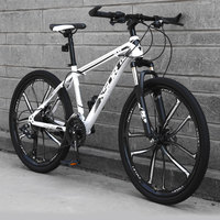 Adult Mountain Bike Road Bike Ten Knife Speed Off road Racing Male And Female Students Lightweight Bicycle