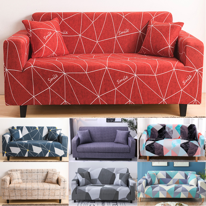 stretch sofa slipcover for living room couch cover section sofa slipcover stretch L shape sofa armchair