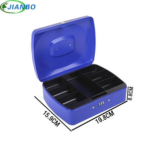 Image 2 - LLavero de coche de seguridad magnético, caja de seguridad negra con imán para casa, oficina, coche, camión, cajas fuertes, caravana, caja secreta