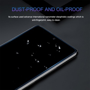 Image 4 - עבור סמסונג גלקסי Samsung Galaxy S10 Lite לייט מזג זכוכית Nillkin H + פרו 9H 0.2mm נגד פיצוץ מסך מגן סרט עבור Samsung הערה Note 10 Lite לייט