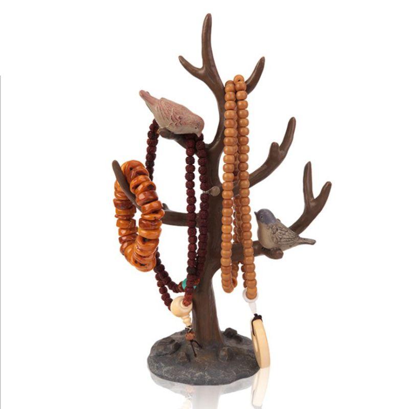 Bijoux organisateur bijoux arbre Bracelets/collier organisateur support