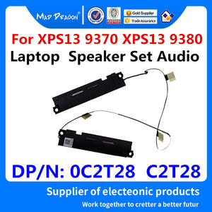 Speaker-Set Laptop Dell Xps13 New 2 for 9370/Xps-13-9380/Left/.. Pk23000vl00/0c2t28/C2t28