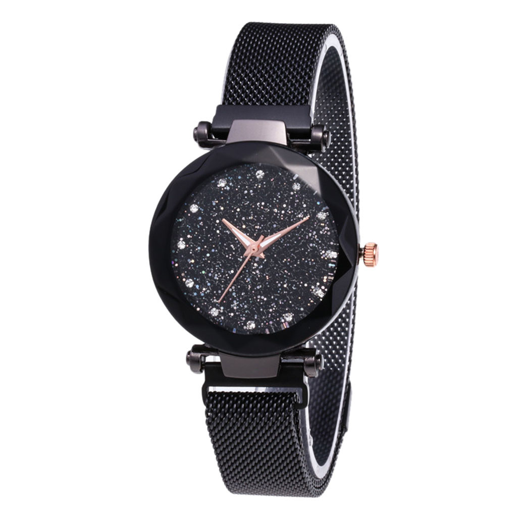 Luxury Women Watches Magnetic Simple Female Clock Quartz Wristwatch Fashion Ladies Wrist Watch Reloj Mujer Relogio Feminino