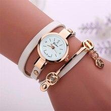 Luxury Women Watches Ladies Rose Gold Watch