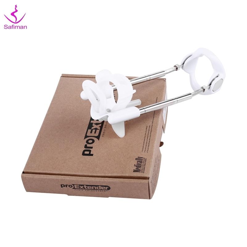Proextender Penis Extender Enlargement System Edge Stretcher Male Adult Sex Toys For Men Strap Dick Enlarger Penile Pump Device