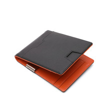 card wallet  RFID Blocking Leather Wallet Credit Card holder with Coin Pocket Mens